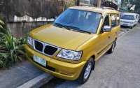 Yellow Mitsubishi Adventure 2003 for sale in Quezon City
