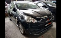 Selling Mitsubishi Mirage 2016 Hatchback Manual Gasoline
