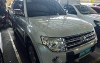 Selling White Mitsubishi Pajero 2011 in Quezon City