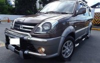 Brown Mitsubishi Adventure 2014 Manual Diesel for sale