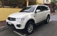 2014 Mitsubishi Montero Sport for sale in Quezon City
