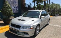 2002 Mitsubishi Lancer Evolution for sale in Quezon City