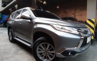 Sell 2018 Mitsubishi Montero Sport in Quezon City