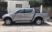 Selling Mitsubishi Strada 2014 Automatic Diesel at 32000 km
