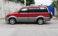 Sell Red 2014 Mitsubishi Adventure Manual Diesel