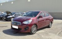 Selling Red Mitsubishi Mirage G4 2019 in Parañaque