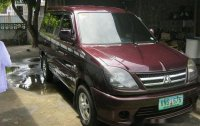 Selling Red Mitsubishi Adventure 2014 in Baliuag