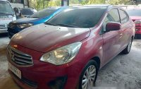 Red Mitsubishi Mirage G4 2018 for sale in Makati
