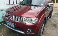 Selling Mitsubishi Montero Sport 2011 Automatic Diesel