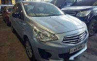 Silver Mitsubishi Mirage G4 2018 at 10000 km for sale