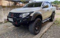 Mitsubishi Strada 2015 for sale in Quezon City