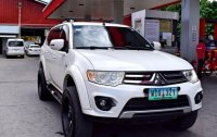 Mitsubishi Montero Sport 2014 for sale in Lemery
