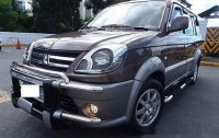 Selling Brown Mitsubishi Adventure 2014 at 32000 km