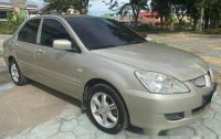 Sell Beige 2007 Mitsubishi Lancer in Talisay
