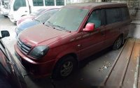Selling Red Mitsubishi Adventure 2016 in Quezon City