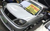 White Mitsubishi Adventure 2011 for sale in Quezon city