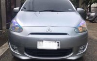 Mitsubishi Mirage 2014 for sale in Tagum