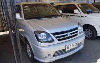 Silver Mitsubishi Adventure 2014 for sale in Rizal