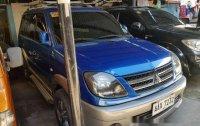 Blue Mitsubishi Adventure 2015 for sale in Antipolo