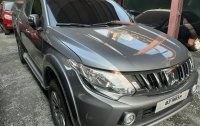 Sell 2018 Mitsubishi Strada in Quezon City