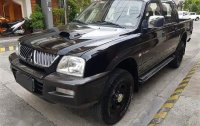 Sell 2007 Mitsubishi Strada in Quezon City