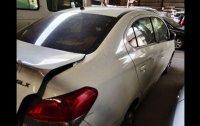 Sell 2016 Mitsubishi Mirage G4 Sedan at 83000 km