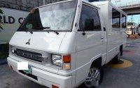 Selling White Mitsubishi L300 2014 in Quezon City