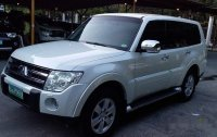 White Mitsubishi Pajero 2008 for sale in Pasig