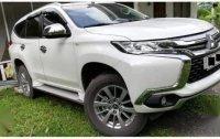 Selling Mitsubishi Montero 2017 in Naga