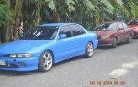 Blue Mitsubishi Galant 1995 for sale in Muntinlupa