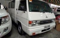 White Mitsubishi L300 2015 for sale in Manual