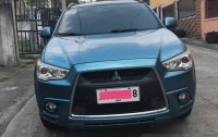 Selling Blue Mitsubishi Asx 2012 in Manila