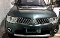Sell Green 2009 Mitsubishi Montero in Caloocan