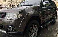 Sell Black 2012 Mitsubishi Montero sport in Manila