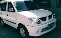 Selling White Mitsubishi Adventure 2006 in Mexico