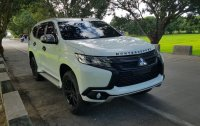 White Mitsubishi Montero 2017 for sale in Baliwag