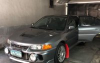 Grey Mitsubishi Lancer 1998 for sale in Manila