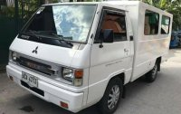 Sell White 2014 Mitsubishi L300 in Pasay