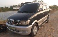Selling Black Mitsubishi Adventure 2002 in Guagua