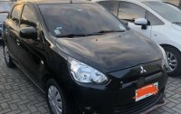 Sell Black 2014 Mitsubishi Mirage in Manila