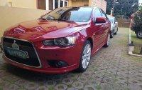 Sell Red 2010 Mitsubishi Lancer in Manila