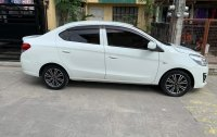 Sell White 2014 Mitsubishi Mirage in Manila