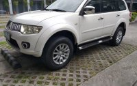 Sell White 2011 Mitsubishi Montero Sport in Pasig