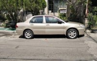 Sell 2004 Mitsubishi Lancer Manual Gasoline