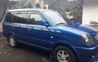 Blue Mitsubishi Adventure 2014 Manual for sale