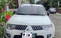 Selling Mitsubishi Montero Sport 2012 at 106000 km