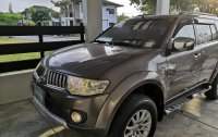 Grey Mitsubishi Montero 2011 for sale in Automatic