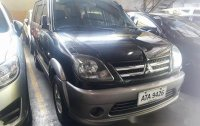 Black Mitsubishi Adventure 2015 for sale in Quezon City