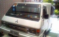 Selling White Mitsubishi L300 2017 Van Manual Diesel