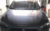 Sell Grey 2010 Mitsubishi Lancer Ex Automatic Gasoline